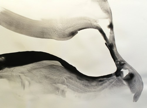 Alaria #11, acrylic, 22