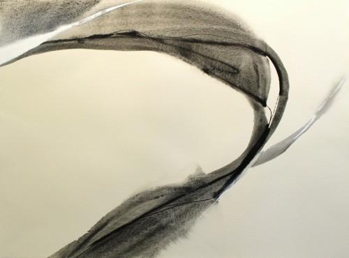Alaria #27, acrylic, 22