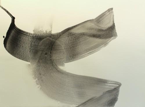 Alaria #36, acrylic, 22
