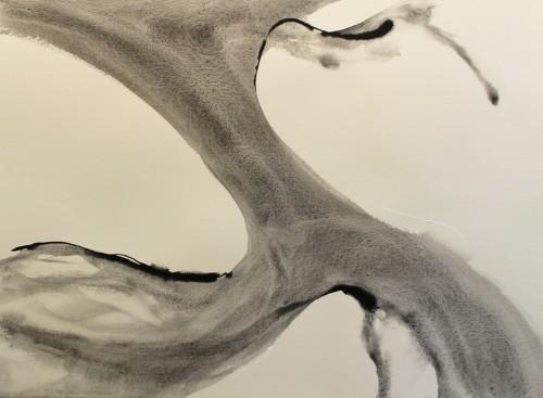 Alaria #30, acrylic, 22